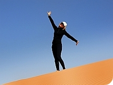 Khalifa Expedition: special offers to recharge your body, mind and soul, discovering the desert and oasis